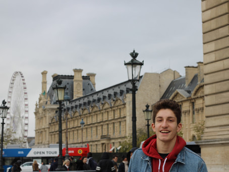Visitar París en Noviembre con Adolescentes