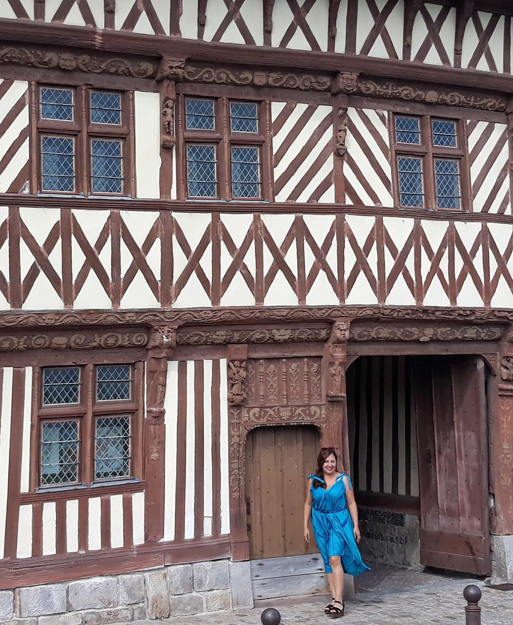 Casa de Henry IV en Saint Valery en Caux