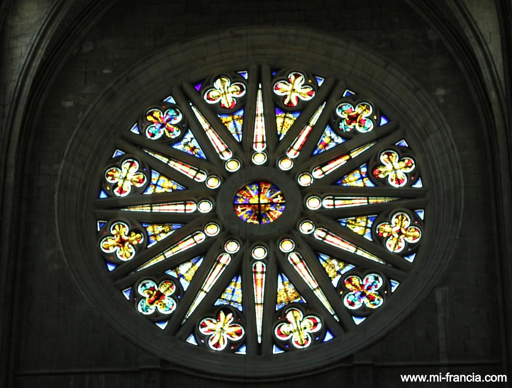 roseton catedral de orleans