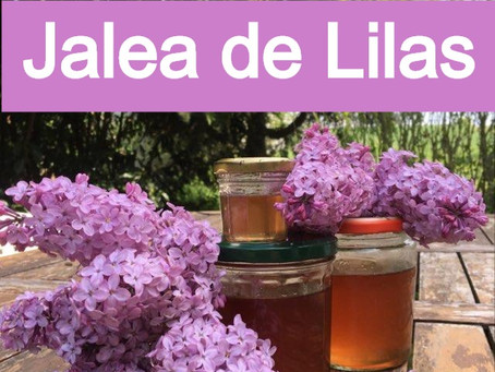 Mermelada de Flores de Lila