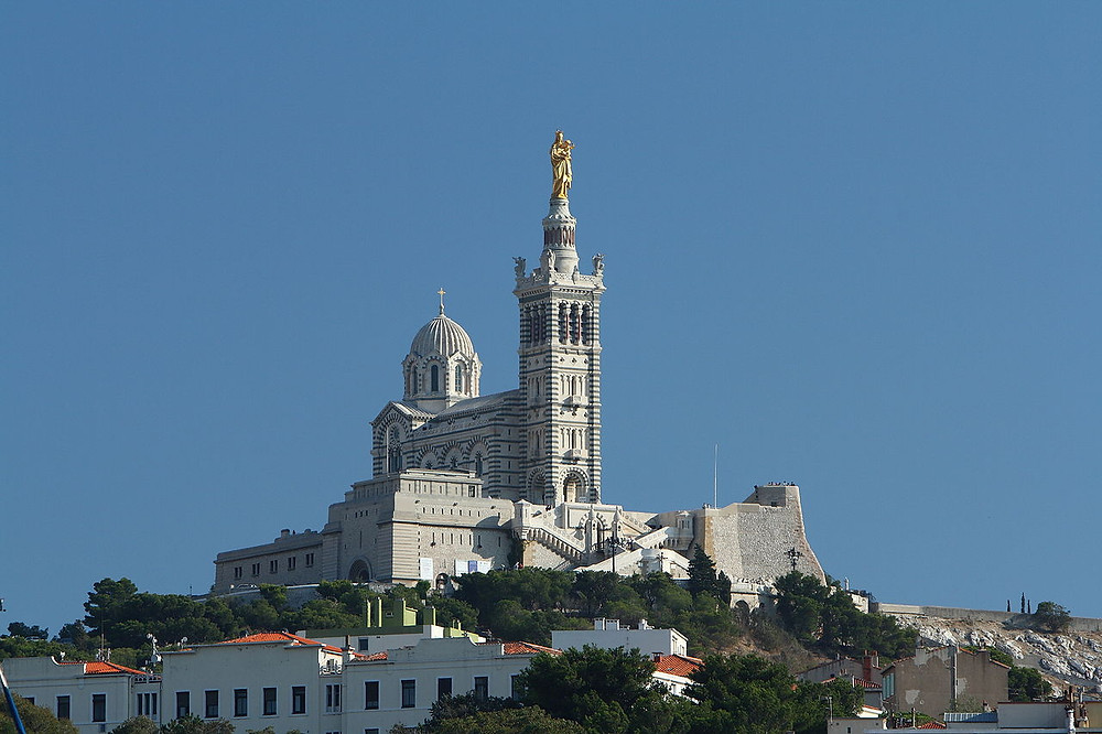 marsella, basilica