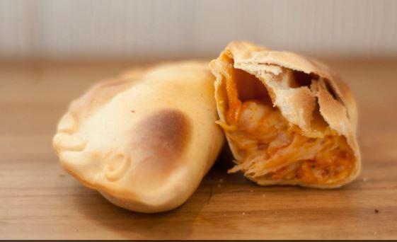 empanada de chorizo y queso
