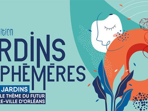Jardines Efímeros de Orleans