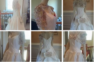 Anatomy of a Vintage Gown: Stories from a Re-creation Artist
