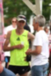 Sub 3 hour marathon man