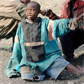 Street children, Kenya