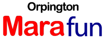 Orpington Marafun - fun and fundraising