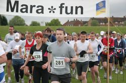 Orpington Marafun: Get fit, have fun