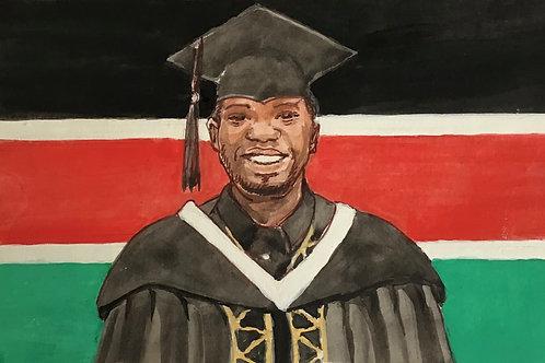 University education (boy - 1 term)