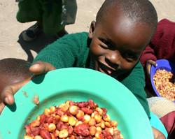 Orpington Marafun: Feeding orphans