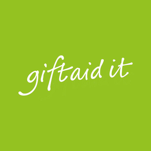 Gift aid it!