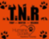 TNR feral cat program logo