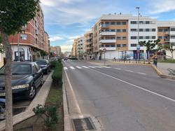 Avenida 1º Mayo actual