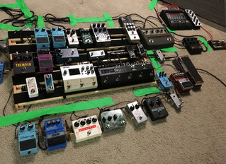 Pedalboard Complete?