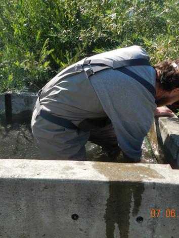 Opening Dam Bypass