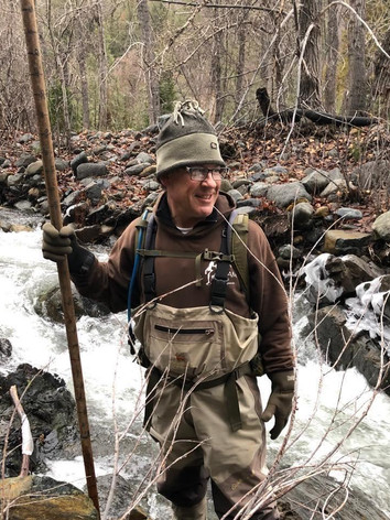 Chris Coho Survey South Fork Scott River
