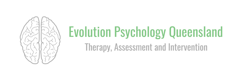 evolution psychology queenslnd logo