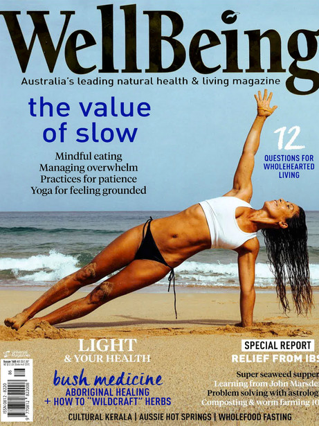 Well Being Magazine