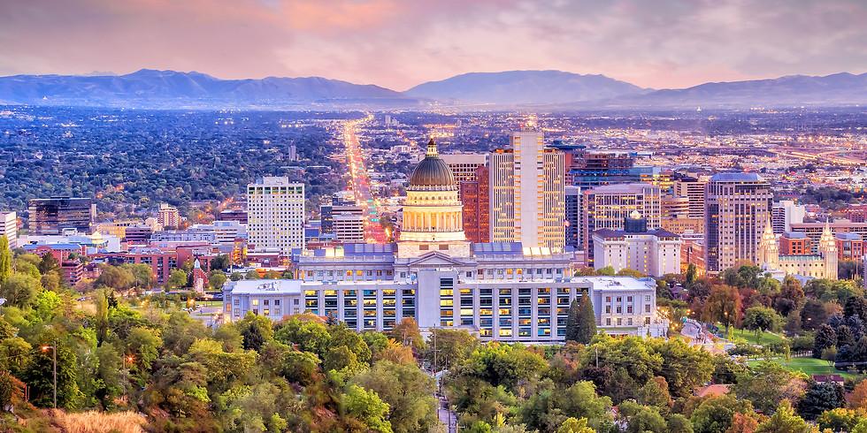 Shine With Light Conference, Salt Lake City, UT