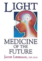 Book Cover Light Medicine of the Future