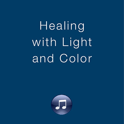 Healing With Light and Color