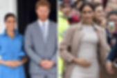 Meghan-Markle-baby-bump-pregnant-Duchess