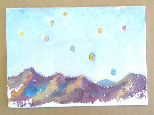 filled sky