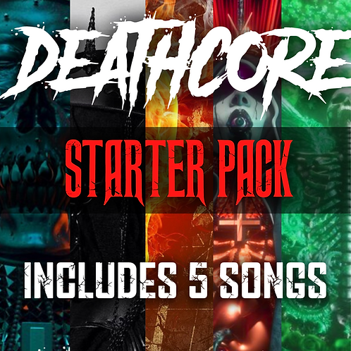 Starter Pack: DEATHCORE (Check description for track listing)