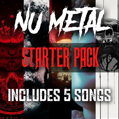 Starter Pack: NU METAL (Check description for track listing)
