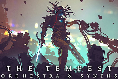 The Tempest (Synth & Strings Version)