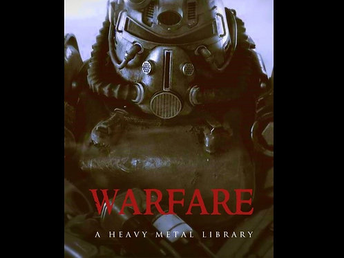 WARFARE - Heavy Metal Library (5 Tracks)