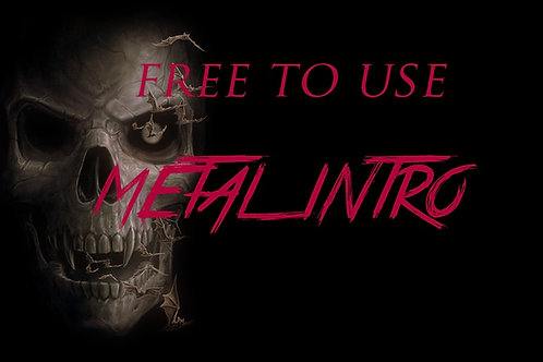 Metal Intro #1