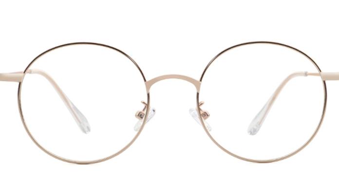 Vintage Glasses Bluelight
