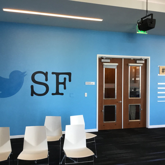 Twitter office SF