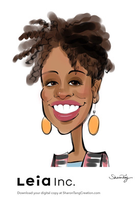 live digital caricature for company party