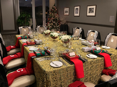 Hitachi Holiday Dinner