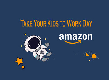 Amazon - Bring Your Kid to Work Day