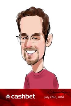 Digital Caricature 1