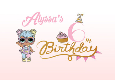 Alyssa's 6th Birthday Party