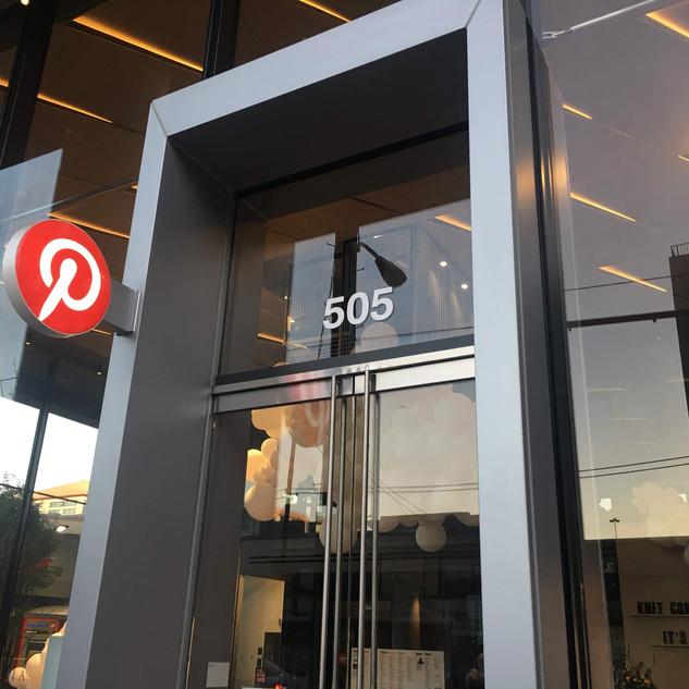 Pinterest office San Francisco