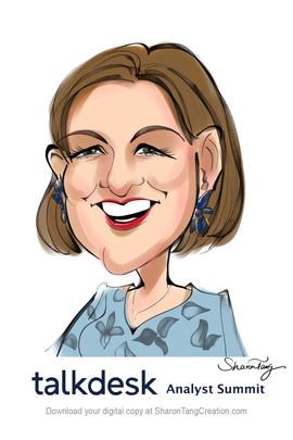 caricature portrait at events