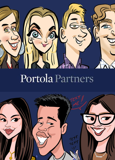 Company Live Drawing @Portola Partners