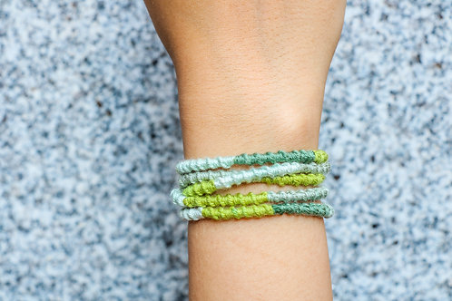 دستبند رنگ پیچ, Range pich bracelet