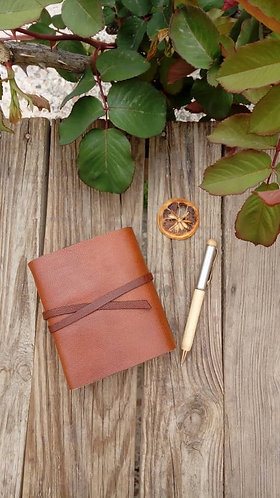 دفتر جلد چرمی, Leather Notebook