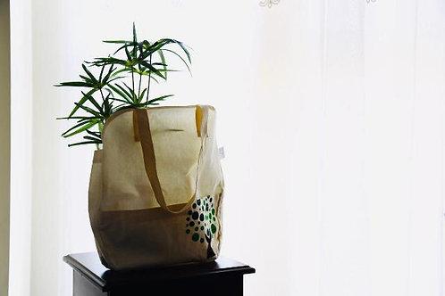 کیسه پارچهای گرد, Tote bag (model: round)