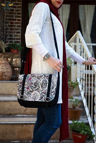 کیف رودوشی بزرگ, Big shoulder bag