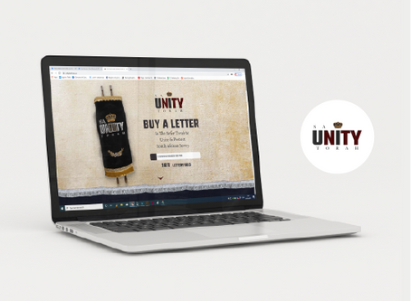 SA Unity Torah branding and marketing