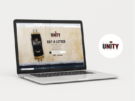 SA Unity Torah branding and marketing