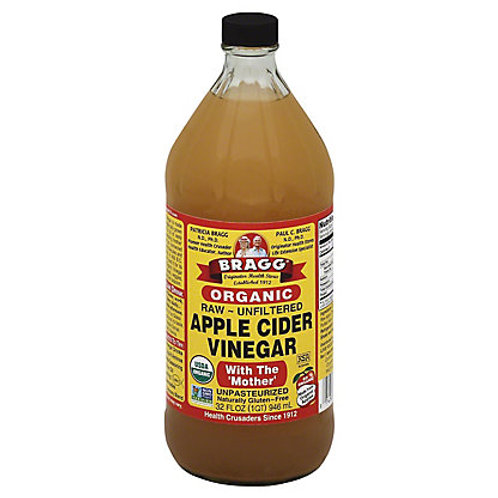 Braggs Apple Cider Vinegar 946ml
