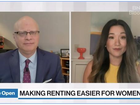 BNN Bloomberg:Toronto-based platform aiming to make apartment renting easier and safer for women